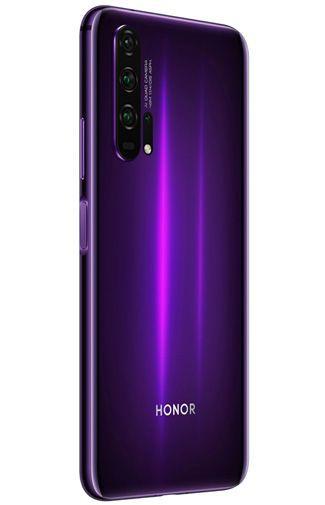 Productafbeelding van de Honor 20 Pro Black