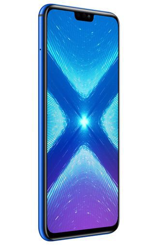 Productafbeelding van de Honor 8X 64GB Blue