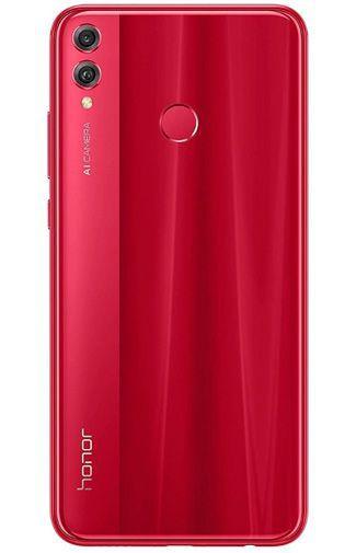 Productafbeelding van de Honor 8X 64GB Red