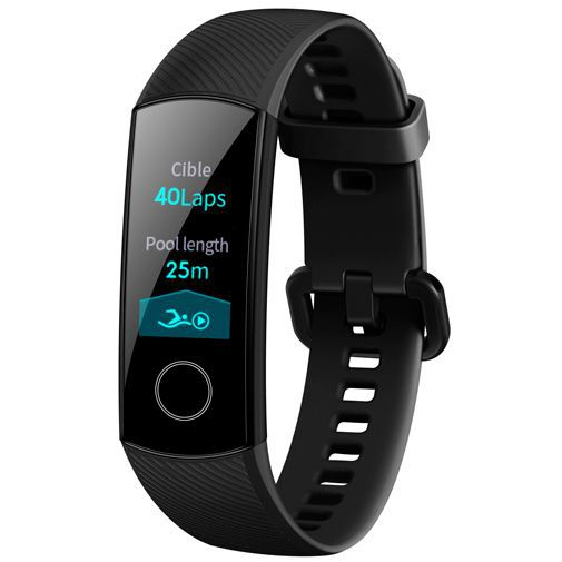 Productafbeelding van de Honor Band 4 Black