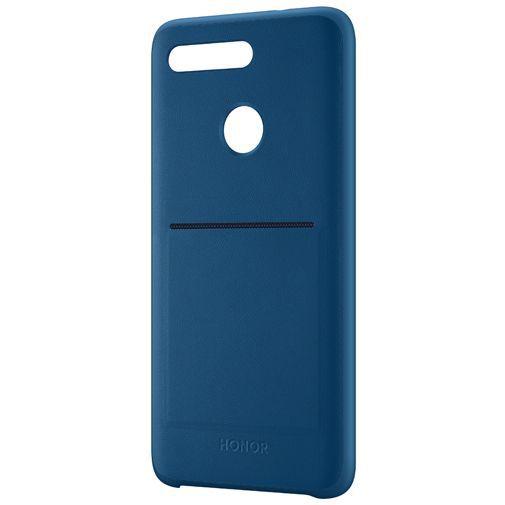 Produktimage des Honor PU Case Blau Honor View 20