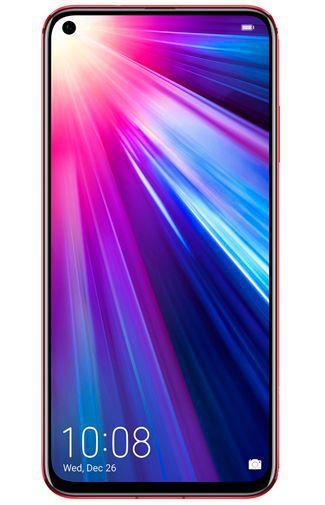 Productafbeelding van de Honor View 20 256GB Red