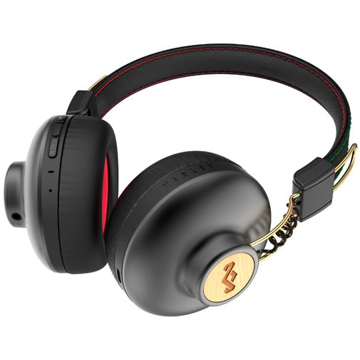 Productafbeelding van de House of Marley Positive Vibration 2 Bluetooth Rasta
