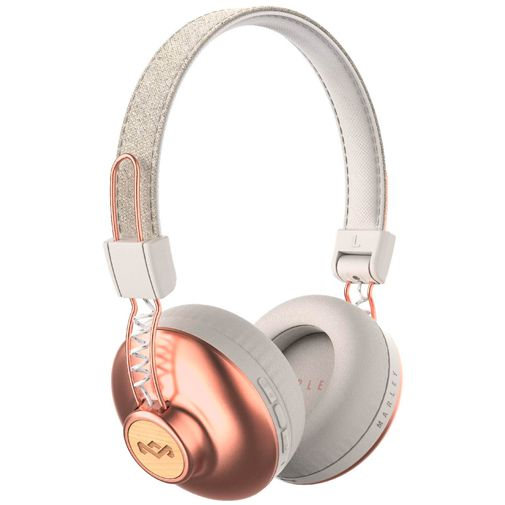 Productafbeelding van de House of Marley Positive Vibration 2 Bluetooth Copper
