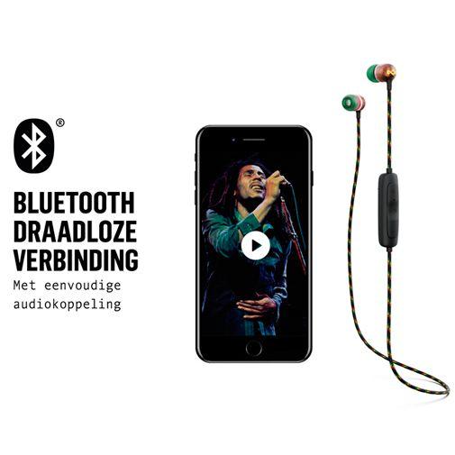 Productafbeelding van de House of Marley Smile Jamaica Bluetooth 2 Rasta