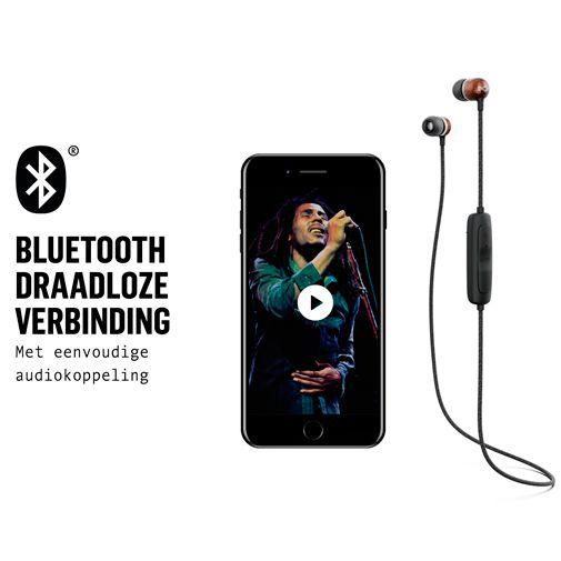 Productafbeelding van de House of Marley Smile Jamaica Bluetooth 2 Black