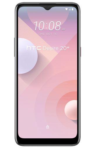 HTC Desire 20+ Zwart