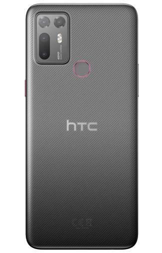 Productafbeelding van de HTC Desire 20+ Zwart