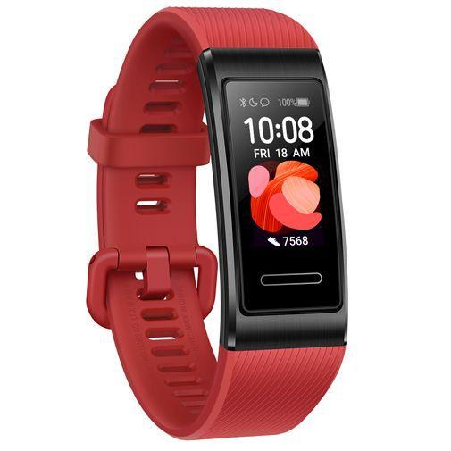 Productafbeelding van de Huawei Band 4 Pro Red