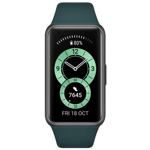 Productafbeelding van de Huawei Band 6 Groen