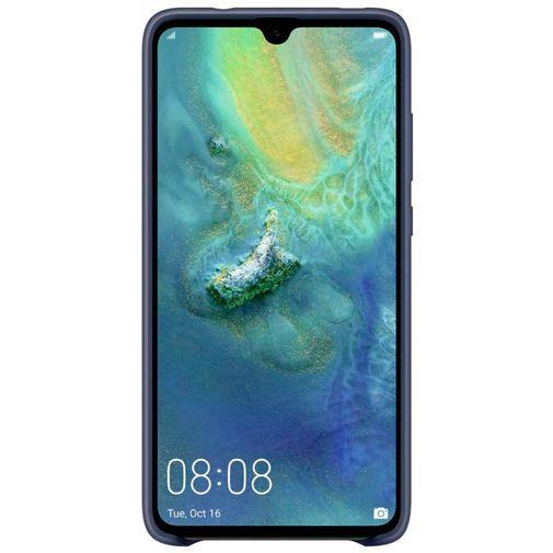 Produktimage des Huawei Car Case Blau Mate 20