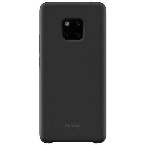 Produktimage des Huawei Silikon Case Schwarz Mate 20 Pro