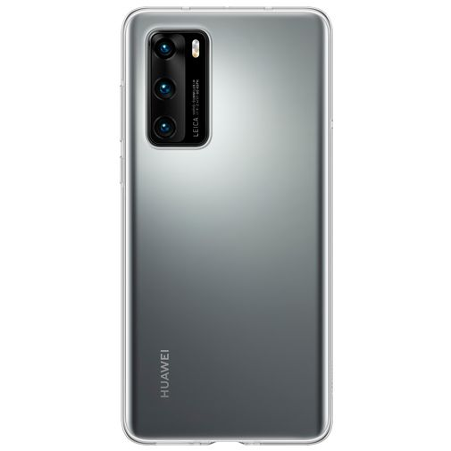 Productafbeelding van de Huawei Clear Case Transparent Huawei P40