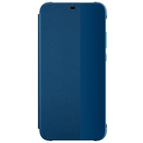 Produktimage des Huawei Flip Cover Blau Huawei P20 Lite
