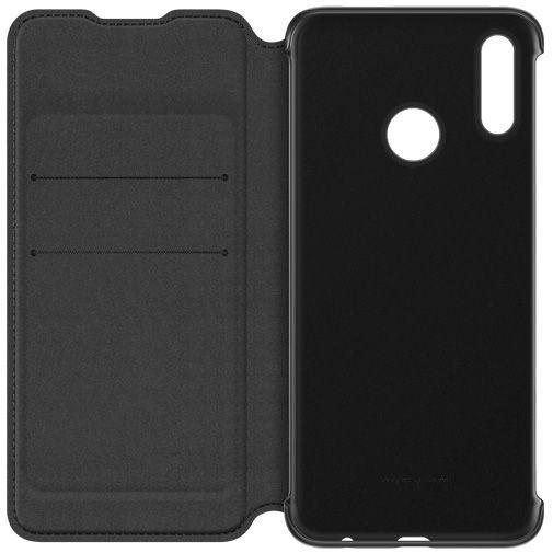 Productafbeelding van de Huawei Flip Cover Black Huawei P Smart (2019)