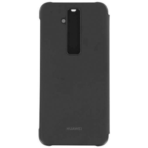 Productafbeelding van de Huawei Flip View Cover Black Mate 20 Lite