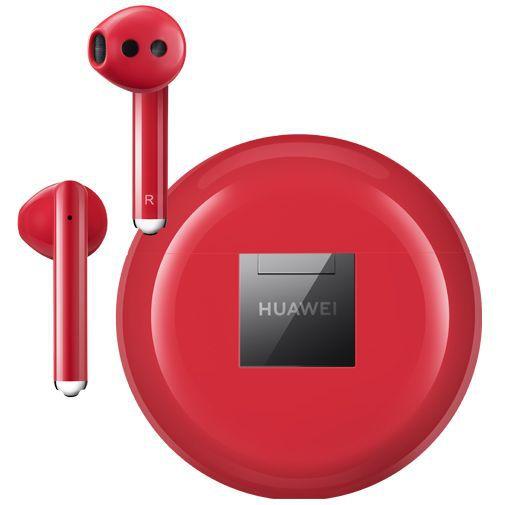 Produktimage des Huawei FreeBuds 3 Rot