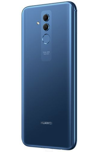 Productafbeelding van de Huawei Mate 20 Lite Single Sim Blue
