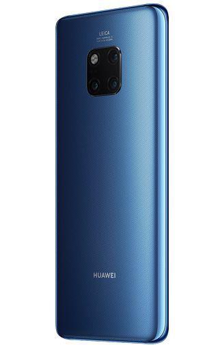 Productafbeelding van de Huawei Mate 20 Pro Dual Sim Blue