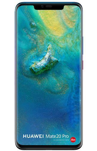 Productafbeelding van de Huawei Mate 20 Pro Twilight
