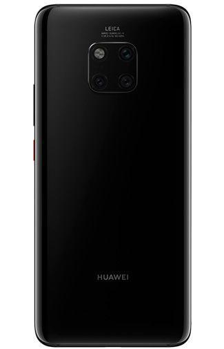 Productafbeelding van de Huawei Mate 20 Pro Black