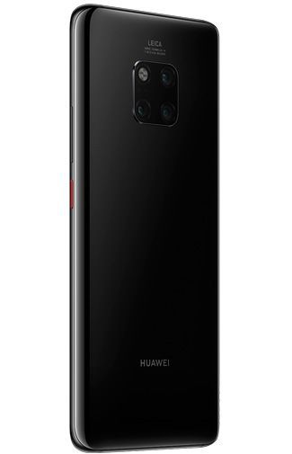 Productafbeelding van de Huawei Mate 20 Pro Dual Sim Black