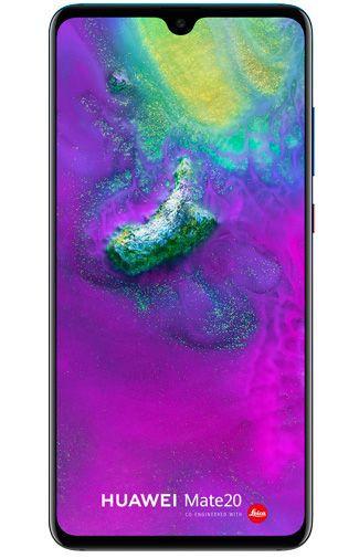 Productafbeelding van de Huawei Mate 20 Dual Sim Twilight