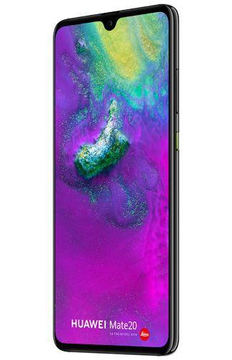 Productafbeelding van de Huawei Mate 20 Dual Sim Black