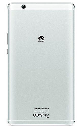 Productafbeelding van de Huawei MediaPad M3 8.4 4G Silver