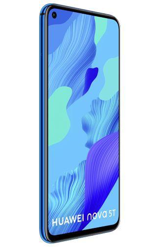 Product image of the Huawei Nova 5T Blue