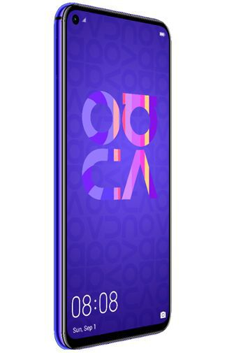 Product image of the Huawei Nova 5T Purple