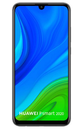Product image of the Huawei P Smart (2020) Black