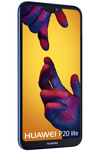 Productafbeelding van de Huawei P20 Lite Dual Sim Blue