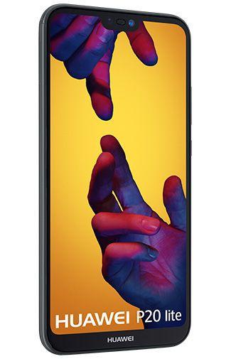 Productafbeelding van de Huawei P20 Lite Dual Sim Black