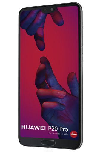 Productafbeelding van de Huawei P20 Pro Black