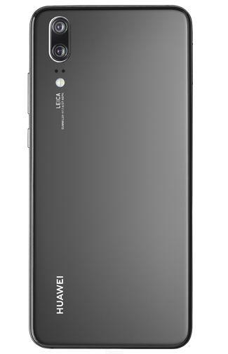 Productafbeelding van de Huawei P20 Black