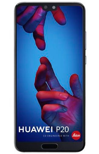 Productafbeelding van de Huawei P20 Dual Sim Black