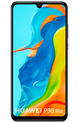 Product image of the Huawei P30 Lite 64GB Black