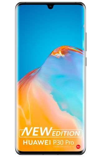 Productafbeelding van de Huawei P30 Pro New Edition Black