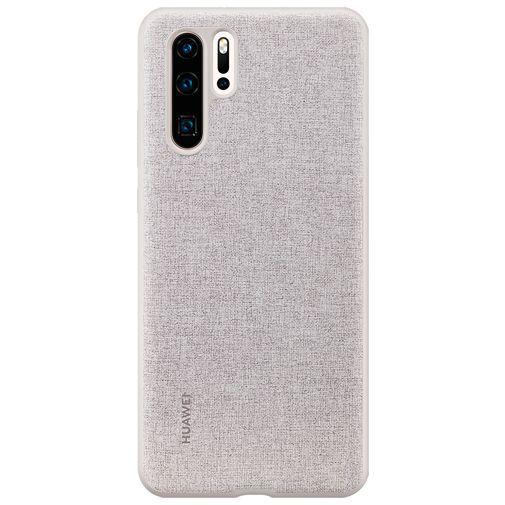 Productafbeelding van de Huawei PU Leather Case Grey P30 Pro