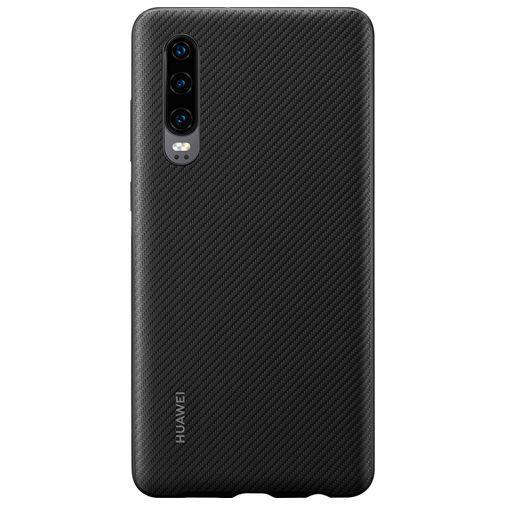 Productafbeelding van de Huawei PU Leather Case Black P30