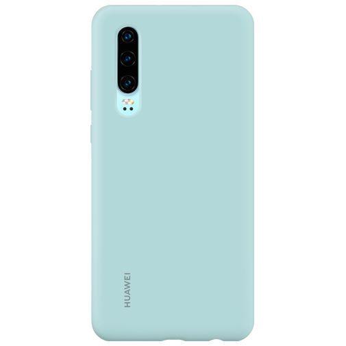 Produktimage des Huawei Silikon Car Case Hellblau P30