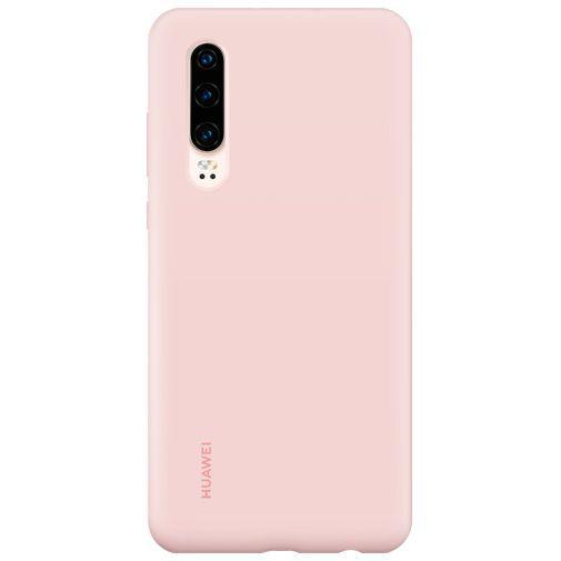 Produktimage des Huawei Silikon Car Case Pink P30