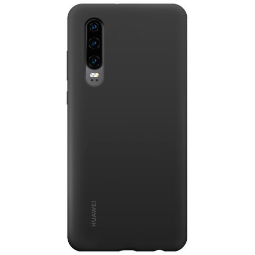 Productafbeelding van de Huawei Silicone Car Case Black P30