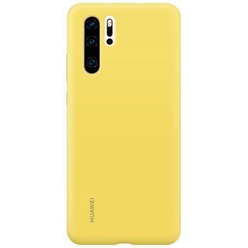 Productafbeelding van de Huawei Silicone Case Yellow P30 Pro