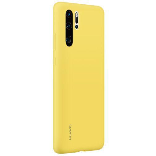 Produktimage des Huawei Silikon Case Gelb P30 Pro