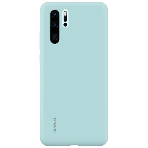 Productafbeelding van de Huawei Silicone Case Light Blue P30 Pro