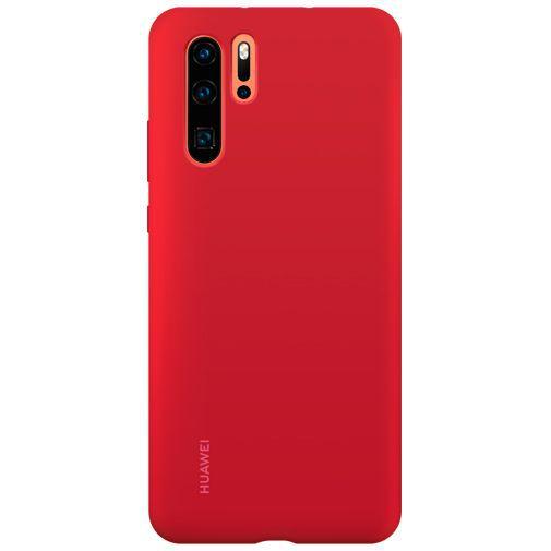 Produktimage des Huawei Silikon Case Rot P30 Pro