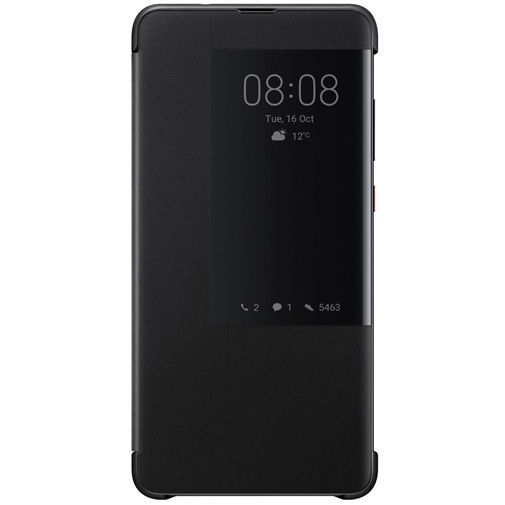 Productafbeelding van de Huawei Smart View Cover Black Mate 20