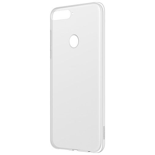 Productafbeelding van de Huawei TPU Case Transparent Huawei Y7 (2018)